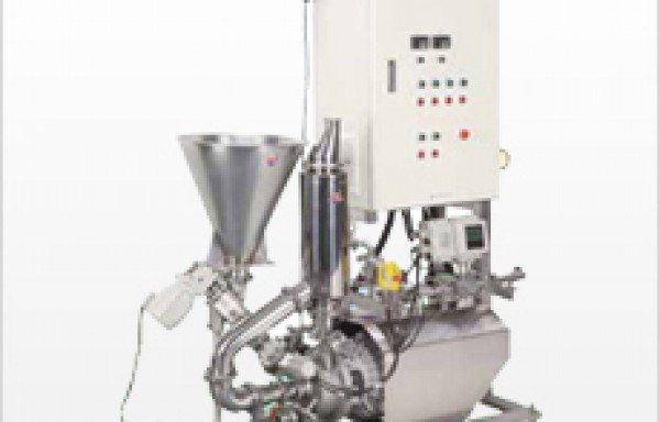 DAMAnizer (Selfsuction-type Rotary Powder and Liquid Emulsion Maker)